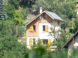 House Le jardin de marie, Les Deux Alpes