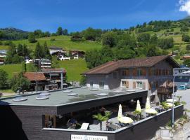 Hotel Terminus, Küblis