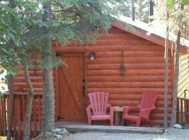 Tranquility Cabin - Kenai River Soaring Eagle Lodge & Cabins, Soldotna