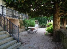 Au jardin de Pétronille, Barizey