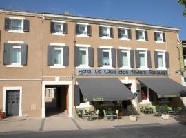 Logis Hotel Le Clos Des Oliviers, Bourg-Saint-Andéol