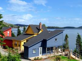 Goose Cove Retreat, Trinity