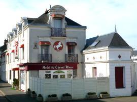 Hotel du Cheval blanc, 레제