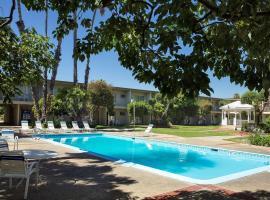 Best Western Golden Sails Hotel, Long Beach