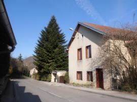 Chez Mamie Maxeline, Ornans