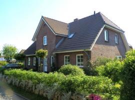 Foehr-Ferienhaus-Nordwind, Oevenum