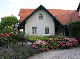 Landhaus Eder, Stegersbach