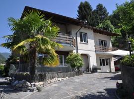 Casa Chopard, Morbio Superiore