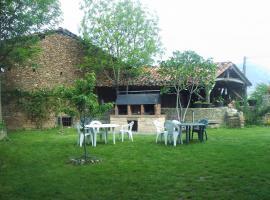 Casa Rural Josefina, Aliezo