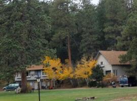 Bauer's Spruce Island, Evergreen
