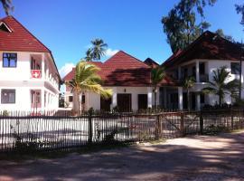 International Youth Hostel Zanzibar, Makunduchi