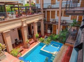 Hotel Boutique Casa Carolina, Santa Marta