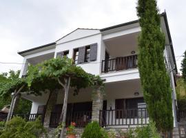 Aspasia's Villa, Prinos