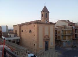 Hostal Central, Fuente-Álamo