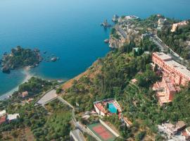 Grand Hotel Miramare, Taormina