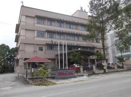 Hotel Sri Sutra - Bandar Sri Damansara, Kampong Bukit Lanjan