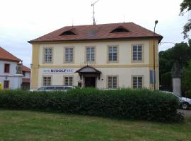 Hotel Rudolf, Nové Dvory