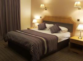 Parkside International Hotel, Reading