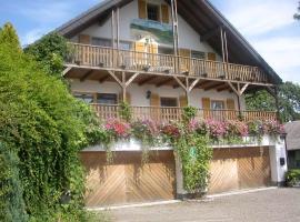 Gästehaus Fichtelgebirgsblick, Stammbach