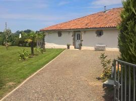 Maison Jean Bache, Eugénie-les-Bains