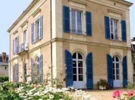 Logis Le Parc Hotel & Spa, Château-Gontier