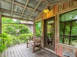 Luckenbach Lodge Cabin 4 Home