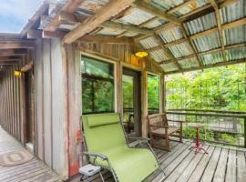 Luckenbach Lodge Cabin 6 Home