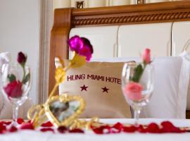 Hung Miami Hotel, Hočiminovo Mesto