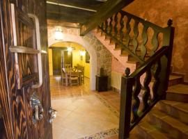 Casas Herrenales de Ulaca, Solosancho