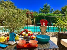 Holiday home d'Avignon et pinède, Les Angles Gard