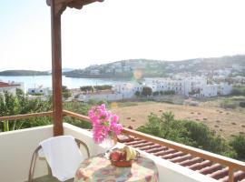 Elina Apartments, Batsíon