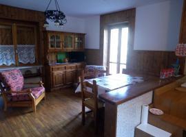 Laux apartment, Usseaux