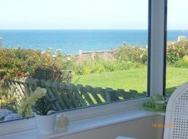 Cliff View, Sandsend, Whitby, Vitbi