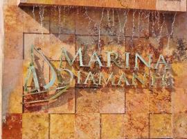 Marina Diamante, Acapulco