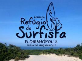 Pousada Refugio do Surfista, Florianópolis