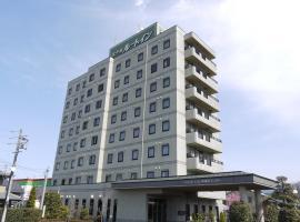 Hotel Route-Inn Nakatsugawa Inter, Nakatsugawa