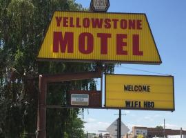 Yellowstone Motel, Greybull