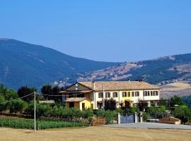Bioagriturismo Sant'Elia, Calvello