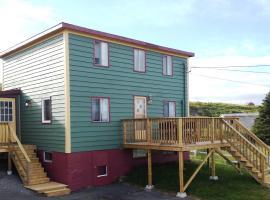 Mr. Hibb's Salt Box Cottage, Hibbs Cove