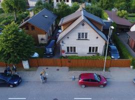 Pulkvedis Guest House, Ventspils