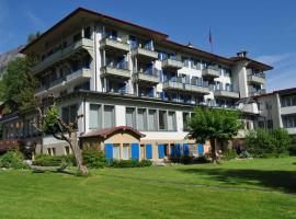 Parkhotel Bellevue, Lenk im Simmental
