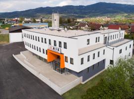 AIS Center, Wolfsberg