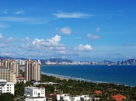 Sanya Jinhaifan Sea View Holiday Apartment