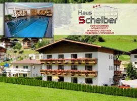 Haus Scheiber, Sankt Jakob in Defereggen