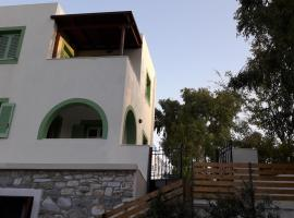 Naxos olive & home, Engares