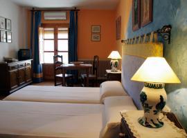 Hotel De Mecina Fondales, Pitres