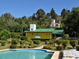 CABAÑAS LE MARIE, Villa Giardino