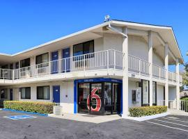 Motel 6 Walnut Creek, Walnut Creek