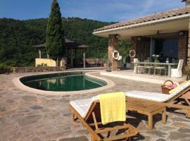 Villa Seteais, La Garde-Freinet