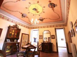 Casa Elegante di un Tempo, Gazzelli